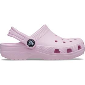 Crocs Classic Clogs Niños, ballerina pink